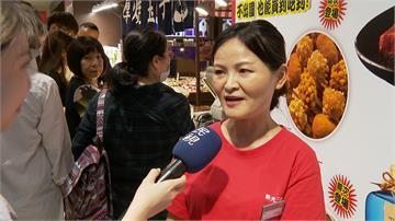 中秋連假這裡最夯!百貨公司「日.韓名物展」人氣爆棚