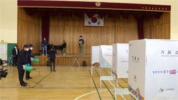 南韓國會大選15日登場!4400萬人投票臨防疫大敵