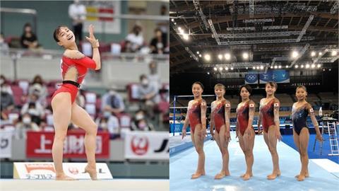 東奧/日本體操妹奪牌失利!21歲超甜微笑 網暖喊:戀愛了