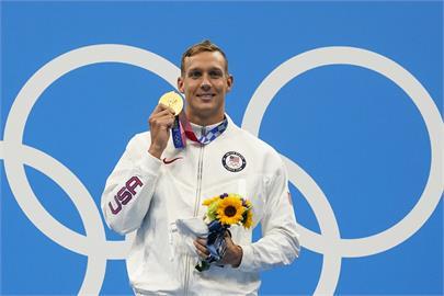 美泳將德萊賽爾破100公尺蝶泳世界紀錄 東奧奪金