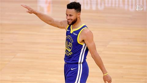 NBA/勇士端超級頂薪 有信心續留柯瑞