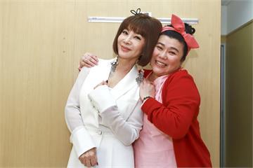 《這事有影嘸》林美秀與陳美鳳相見歡互稱「飯友」!秀場時期就認識