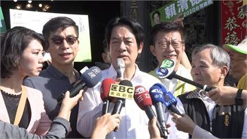 蘇嘉全「用了不對的行政院長」 賴清德:民眾自有公斷