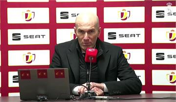快新聞/震驚! 西班牙皇家馬德里隊今證實 足球巨星席丹確診