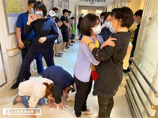 快新聞/「像豆腐掉到地上,碎了!」21歲警遭無照少年撞到腦死 家屬悲痛拔管捐贈器官