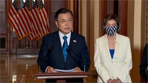 美韓聯合聲明將提台灣 強度不亞於美日聲明