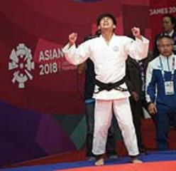 亞運/男子柔道8年來首面獎牌!楊勇緯60公斤級奪銅
