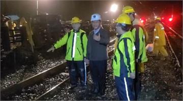 快新聞/台鐵猴硐段續搶修 台鐵局:以明日搶通東正線為目標