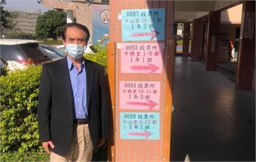 快新聞/陳學聖疑為「罷王」拉票急刪文 若違反選罷法最高可罰500萬