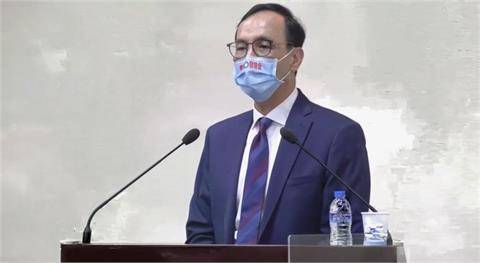 快新聞/朱立倫慘勝成「弱勢黨主席」?   江啟臣態度決定黨魁正當性