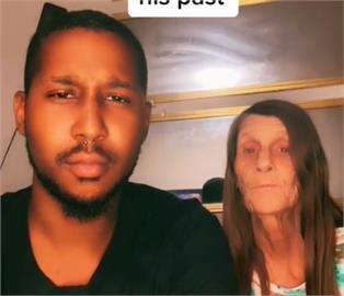 差37歲「嬤孫戀」!60歲女友被嫌臉皺巴巴 帥男霸氣宣示:我的唯一
