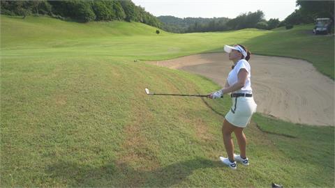 中國信託高爾夫球邀請賽 32位女將角逐百萬獎金