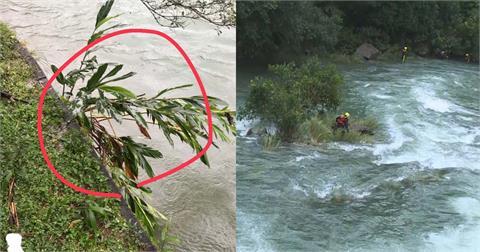 快新聞/9歲女童「抓樹枝」奇蹟生還現場畫面曝! 仍有2人失蹤持續搜尋