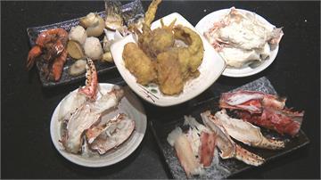 搶秋蟹10億商機!帝王蟹、30公分穴子魚台灣吃得到