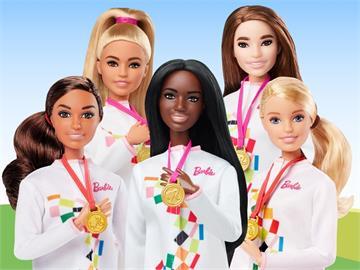 芭比娃娃推東奧特別版 5款造型獨缺「亞洲形象」網友怒:種族歧視!