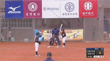 台東關懷盃少棒賽 宜蘭竹林國小一日兩勝晉級四強
