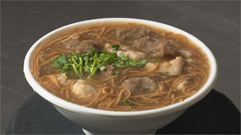 麵線羹採用新鮮食材 現做魚漿 溫體豬醃肉