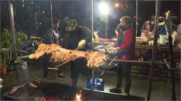 鎮東里慶元宵! 山珍海味里民免費吃
