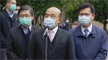 快新聞/穆迪首度調升台灣主權信評展望 蘇貞昌:對政府是非常大的肯定