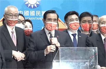 快新聞/談國民黨主席改選 馬英九這樣說