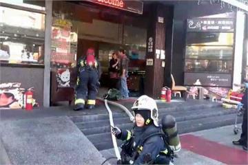 燒烤店火警 疑燒肉油脂濺燒烤台排煙管