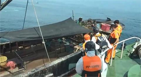 快新聞/中國籍漁船越界北竿遭海巡攔截    3船員急採檢結果出爐