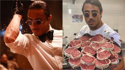 「撒鹽哥」餐廳「2人吃超過6萬」帳單網瘋傳!金箔牛排1客破2萬