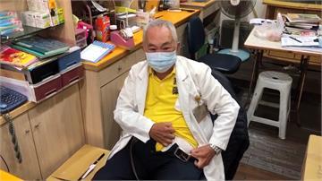 抱病包尿布也要發口罩!72歲老藥師:走以前做對國家有貢獻的事