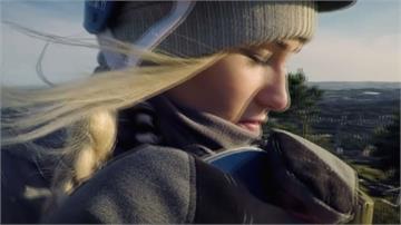 史上第一女! 冬奧雪板可轉1080度 英國美女奪冠熱門