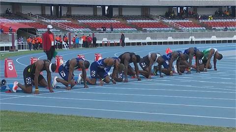 美百米短跑好手布魯梅爾 跑9秒76今年最快成績