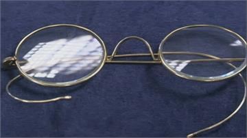 差點被當垃圾丟掉!印度聖雄甘地「舊眼鏡」拍出1037萬台幣