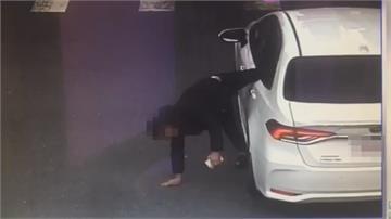 車上開趴砸蛋糕 司機直接開到派出所