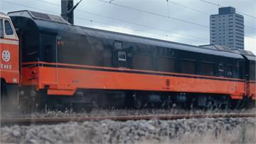 台鐵「鳴日號」兩列車 迎接跨年首道曙光
