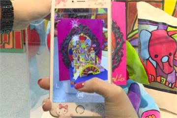 自閉中畫出一片天 「天才畫家」李柏毅回台開畫展