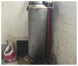 正妹分享「這根」免繳電費!古董級熱水器曝 網妙讚:還可以烤香腸