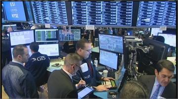 受美股恐慌性暴跌牽連  台股跌120點收12600點