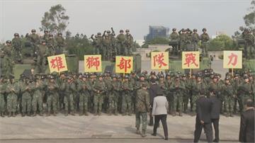 國內疫情升溫 國防部:官兵暫時勿前往桃園