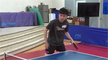 桌球新星林昀儒一戰成名 台下「反差萌」當省話一哥