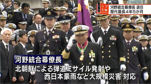 日本前統合幕僚長 「援台符合日本國家利益」