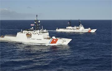 快新聞/中國船隻非法捕魚威脅全球 美派艦巡防西太平洋
