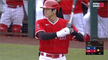 MLB/大谷翔平春訓首安出爐 菊池雄星2.1局3K好投