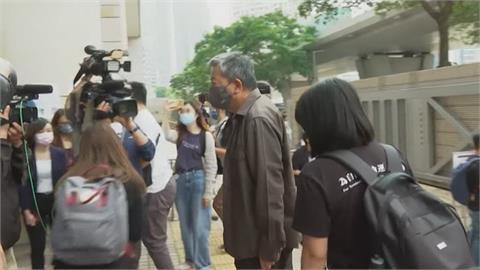 非法組織罪名成立 黎智英被判1年有期徒刑