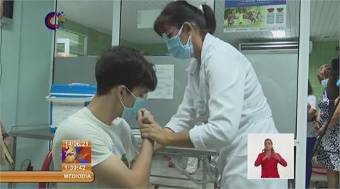 古巴拼接種國產疫苗 首都確診數掉了一半