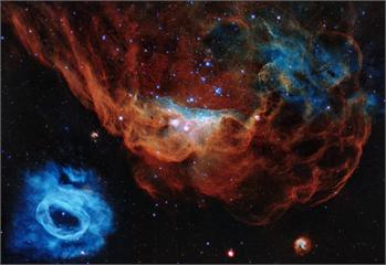 慶祝哈伯望遠鏡啟用30年!NASA推「生日宇宙」打造你的專屬星空