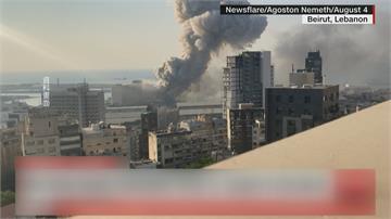 黎巴嫩爆炸奇蹟?傳1大1小壓瓦礫中仍存活