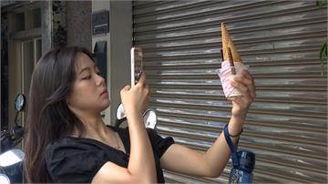 高雄在地40年!日式手作霜淇淋湧消暑人潮
