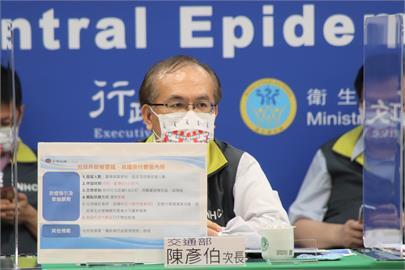 快新聞/交通部開放9人成團國內旅遊 雙鐵車廂仍禁飲食