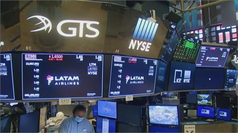 美股賣壓沉重連跌2天! 道瓊收挫256點