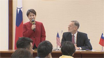 駐美代表蕭美琴受邀拜登就職 外交部證實