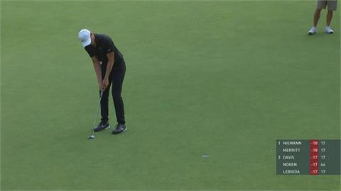五度延長一桿險勝 戴維斯奪生涯PGA首冠